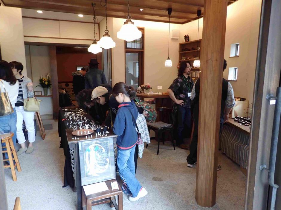 鎌倉にてグループ展を開催